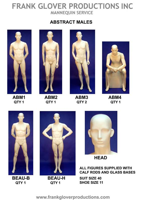 Abstract Males ABM